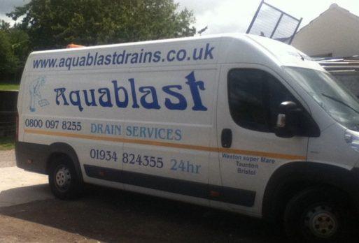 Aquablast Drainage Services