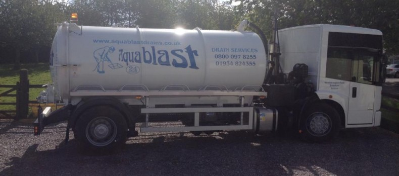 Septic Tank Emptying in Somerset